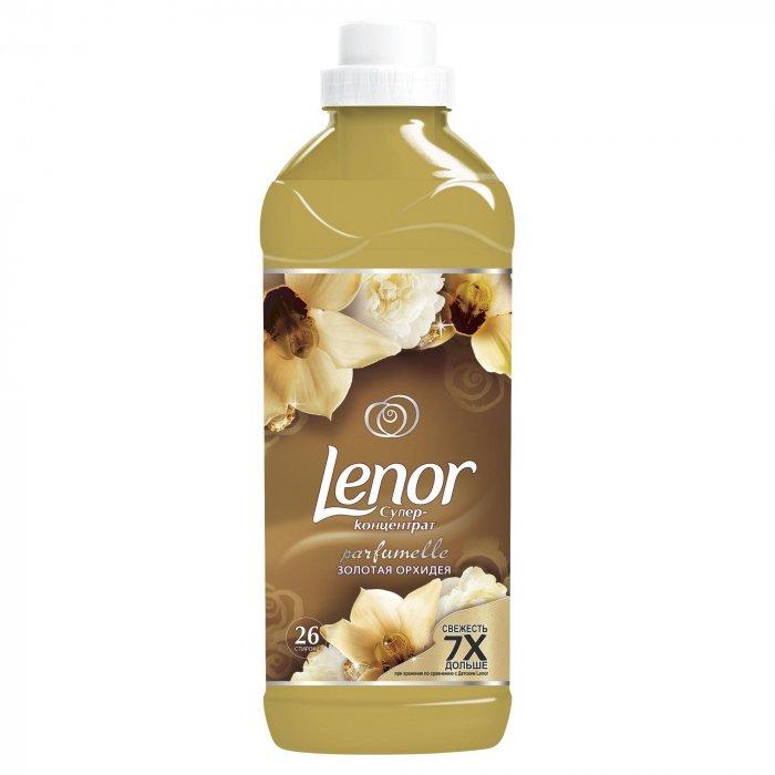 Кондиционер концентрат для белья Ленор Золотая орхидея 930мл