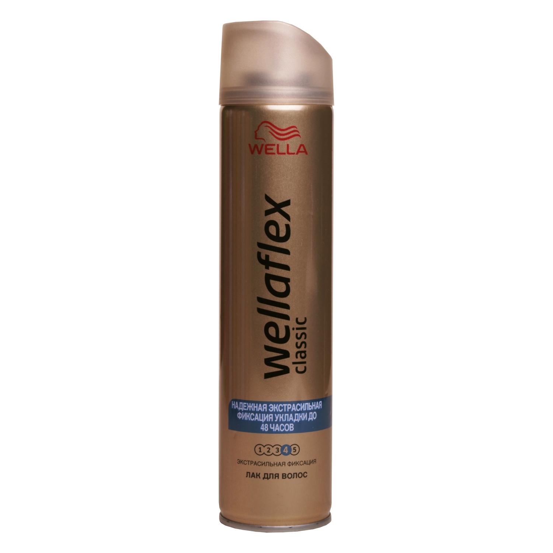 Лак для волос Веллафлекс Классик ЭСФ 250мл