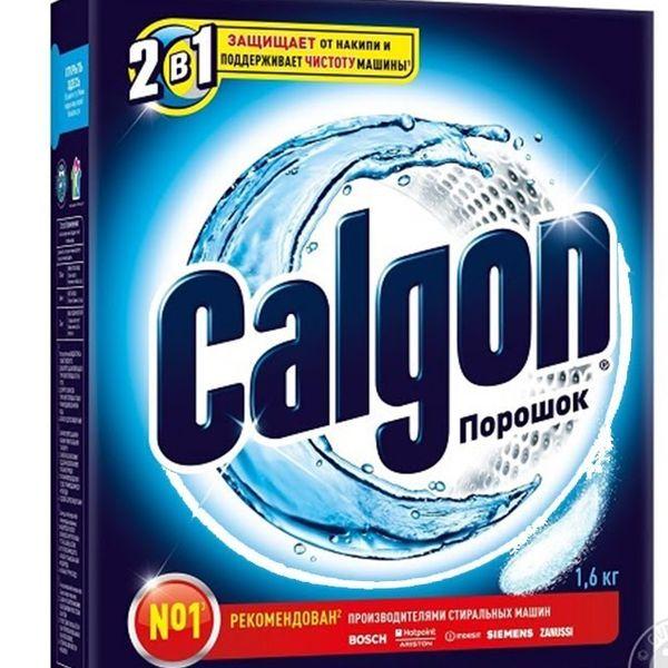 Средство от накипи Калгон 1600г