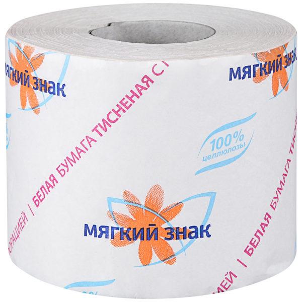 Туалетная бумага Мягкий знак 1шт