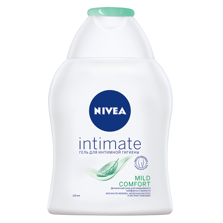 Гель для интимной гигиены Нивея INTIMATE COMFORT 250мл